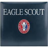 Eagle Scout Scrapbook Album