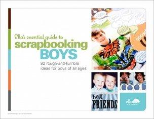 Ella Publishing Scrapbooking for Boys