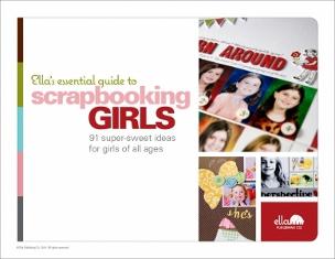 Ella Publishing Scrapbooking for Girls