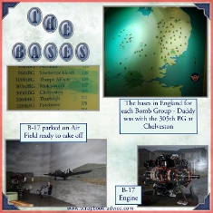 8th Air Force Museum Scrapbook