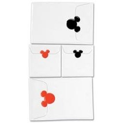 Disney Adhesive Keepsake Envelopes