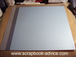 Making Background Scrapbook Paper Tutorial