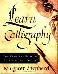 Scrapbooking Calligraphy Books & Pens