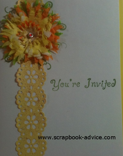 Custom Made Cards & Invitations