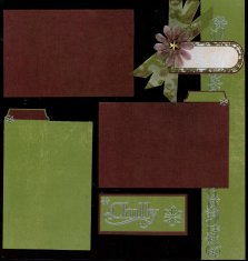 Christmas Scrapbook Layout Personal Shopper Scrapbook Kit