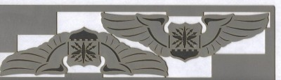 Air Force Die Cut