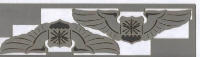 Air Force Die Cut
