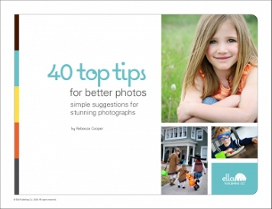 Ella Publishing - 40 Top Tips for Better Photos