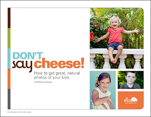 Ella Publishing - Dont Say Cheese