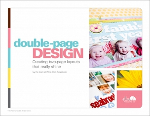 Ella Publishing Double Page Design