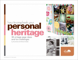 Ella Publishing - How to Scrapbook Your Personal Heritage