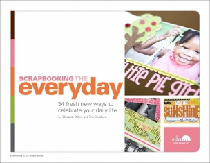 Ella Publishing - e-book Scrapbooking the Everyday
