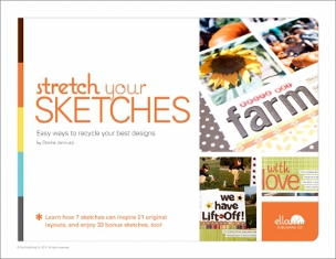 Ella Publications - Stretch Your Sketches