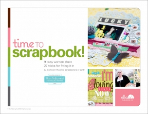 Ella Publishing - Time to Scrapbook