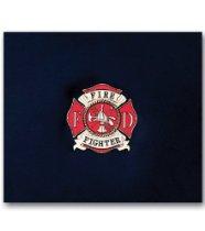 Firefighters Scrapbook Album