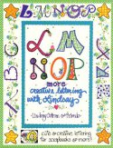 Scrapbooking Fonts Book LMNOP
