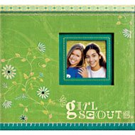 Girl Scout Scrapbook Album