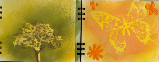 Glimmer Mist Garden Gate Album