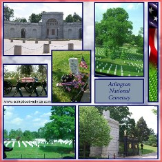 Honor Flight Scrapbook Layout for Memorial Day