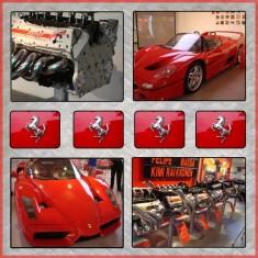 Ferrari Plant Scrapbook Layout