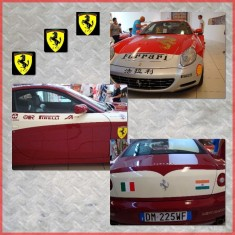 Ferrari Plant Scrapbook Layout