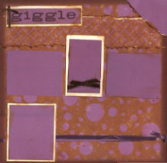 Scrapbook Page Kit with Slide