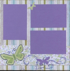 Personal Shopper Scrapbook Kit April 2010