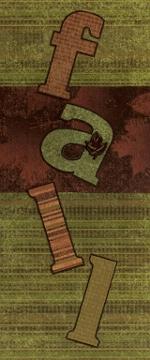 Personal Shopper Scrapbook Layouts Nov 2006
