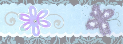 Personal Shopper Scrapbook Layouts Jan 2010