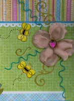 Personal Shopper Scrapbook Layouts April 2010