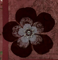 Personal Shopper Scrapbook Layout Mar 2010