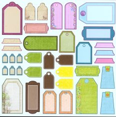 Personal Shopper Scrapbook Kit