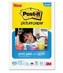 Post it Photo Paper