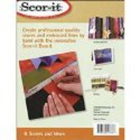 Scor-It A2 Envelope Maker Package