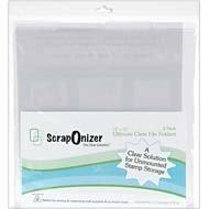 Scraponizer 12 x 12 File Folders