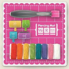 Starter Kit for Sew Easy Scrapbooking Tool