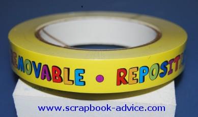 Wacky Tac Tap Scrapbook Adhesive