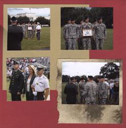 Citadel Heroes Flag Presentaton