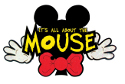 Die Cut Mickey Mouse Scrapook Embellishment Store