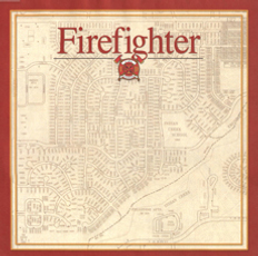 Scrapbook Paper Firefighters
