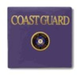 Military Coast Guard Scrapbook Album