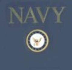 Military Navy Scrapbook Album