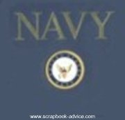 U S Navy Album by K & Co