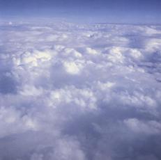 Air Force Scrapbook Paper Clouds