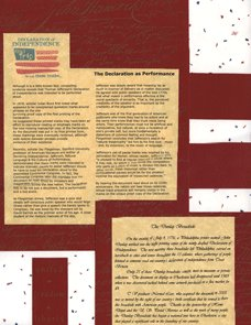 Patriotic Scrapbook Layout 2