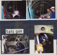 B17 Scrapbook Layout