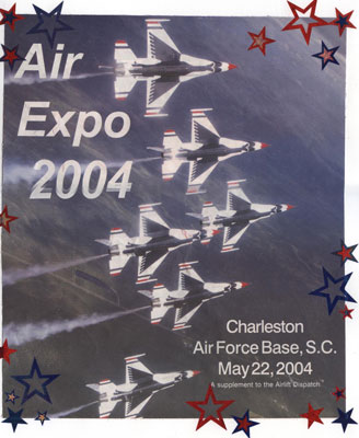 USAF Thunderbirds Scrapbook Layout