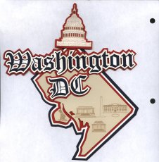 Scrapbook Die Cuts Washington DC