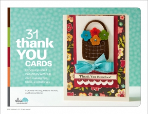 Ella Publishing book cover for 31 Thank You Cards