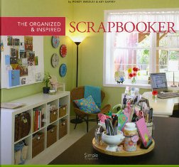 Organized and Inspired Scrapbooker for Scrapbook Room Design